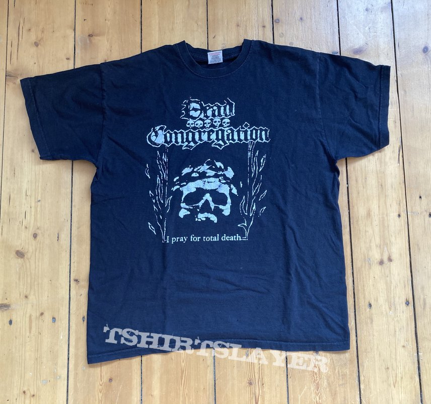 Dead Congregation - I Pray for Total Death T-Shirt