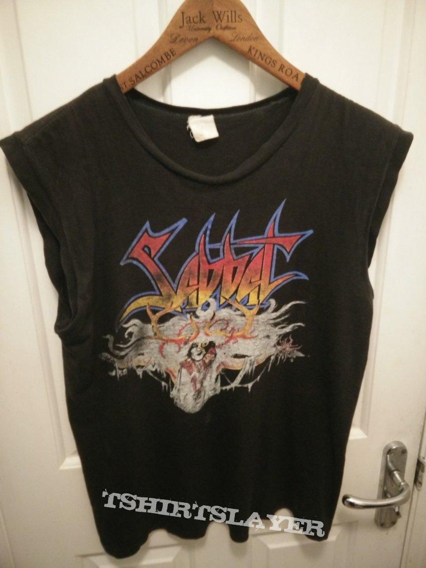 Sabbat - European tour '88 shirt
