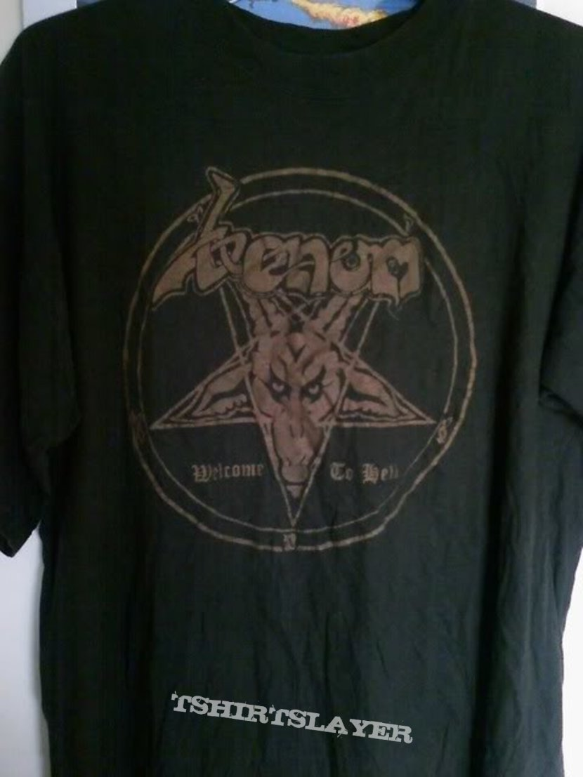 Venom - Welcome to Hell (Euronymous Helvete shirt)