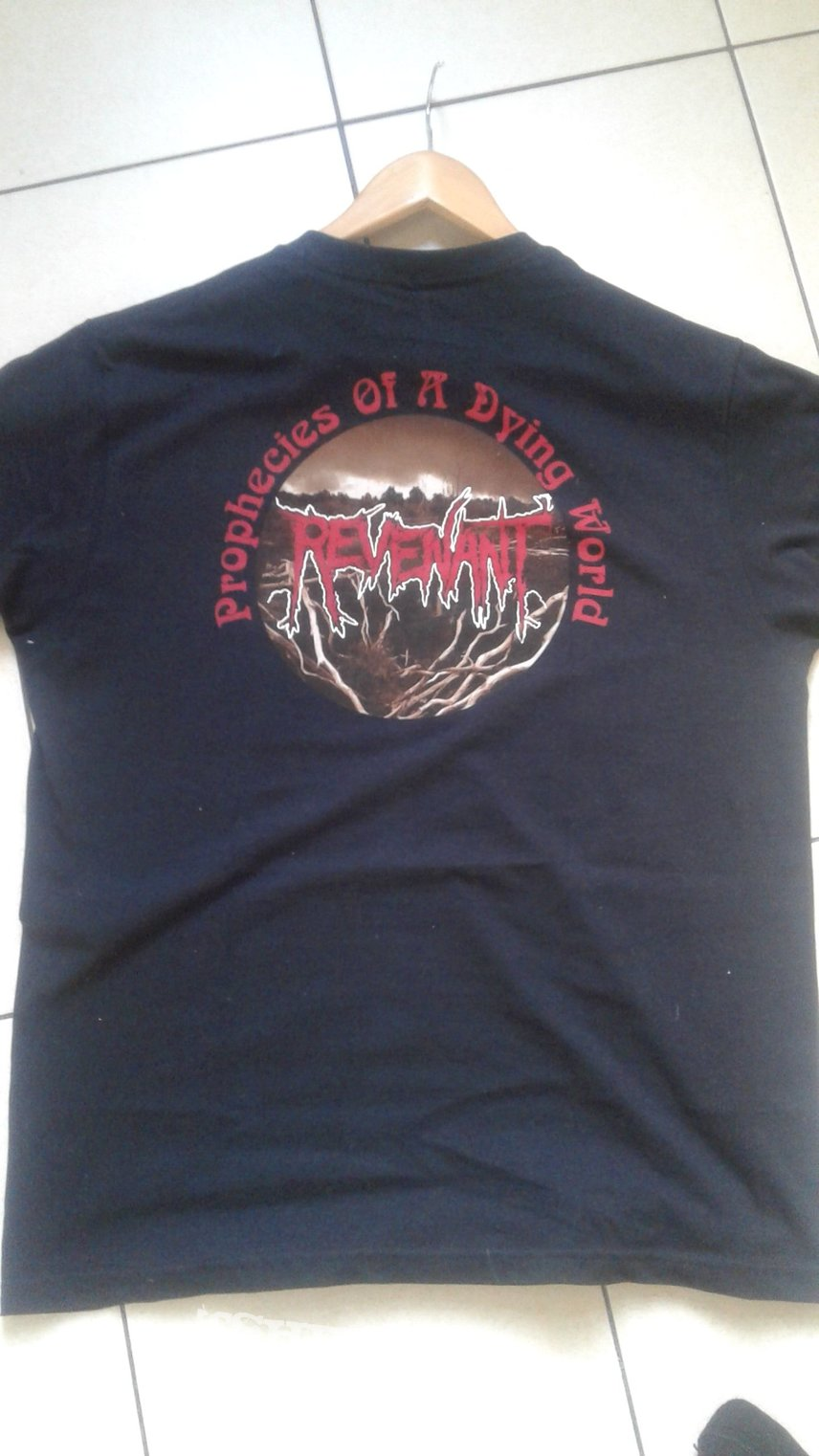 Revenant - Prophecies of a Dying World shirt