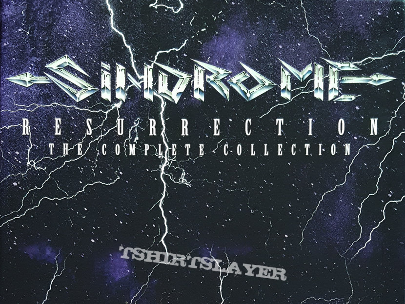Sindrome - Resurrection: the complete collection MC
