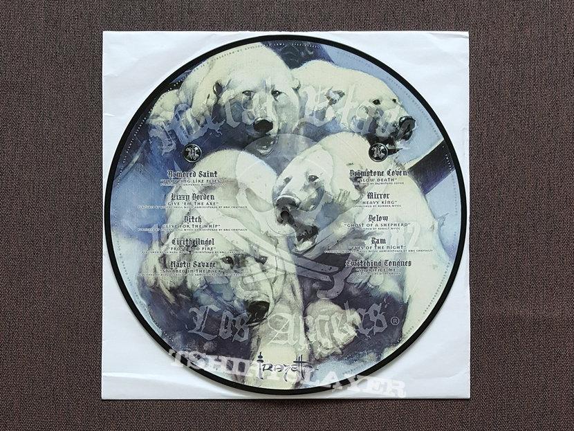 Frank Frazetta x Metal Blade Records - Frazetta Bundle