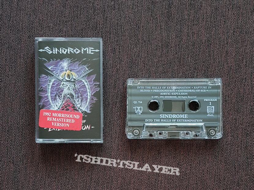 Sindrome - Into The Halls Of Extermination MC