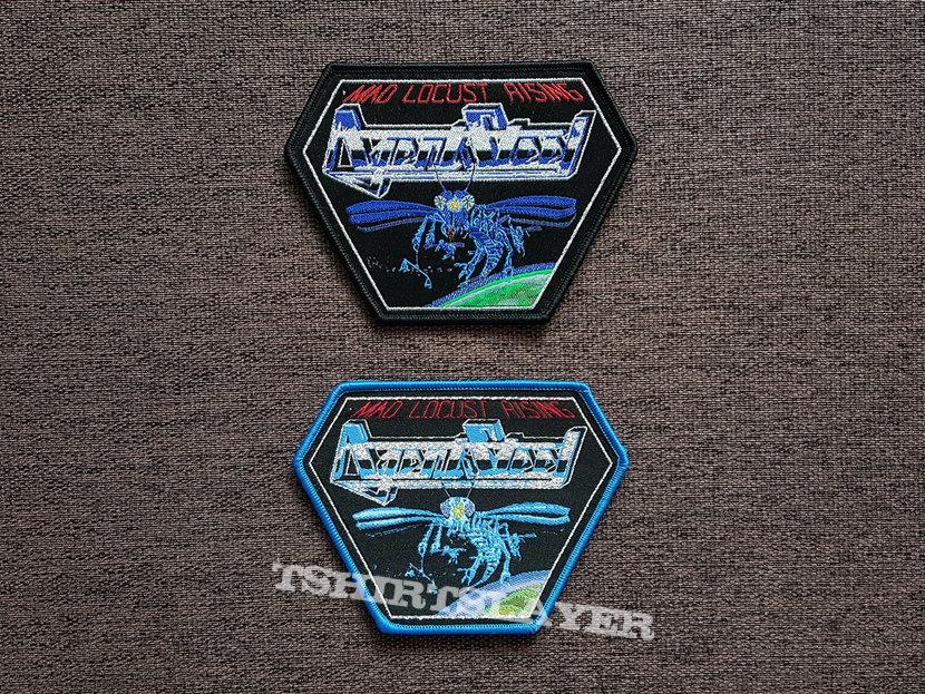 Agent Steel - Mad Locust Rising Patch