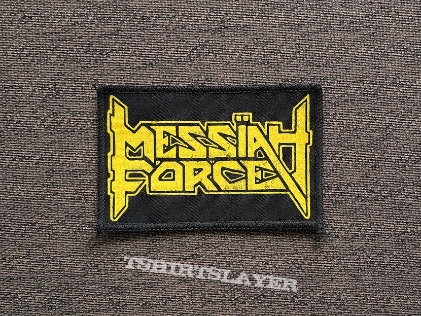 Messiah Force - Logo Patch