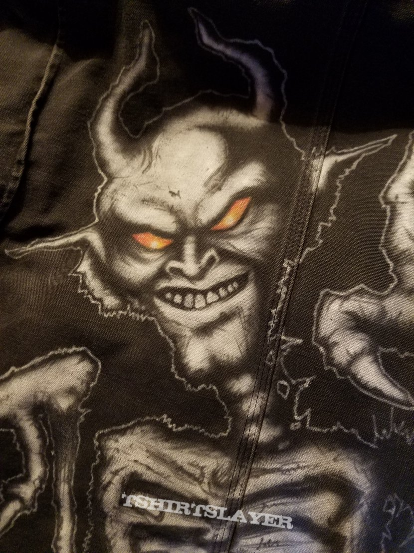 White Zombie Jacket