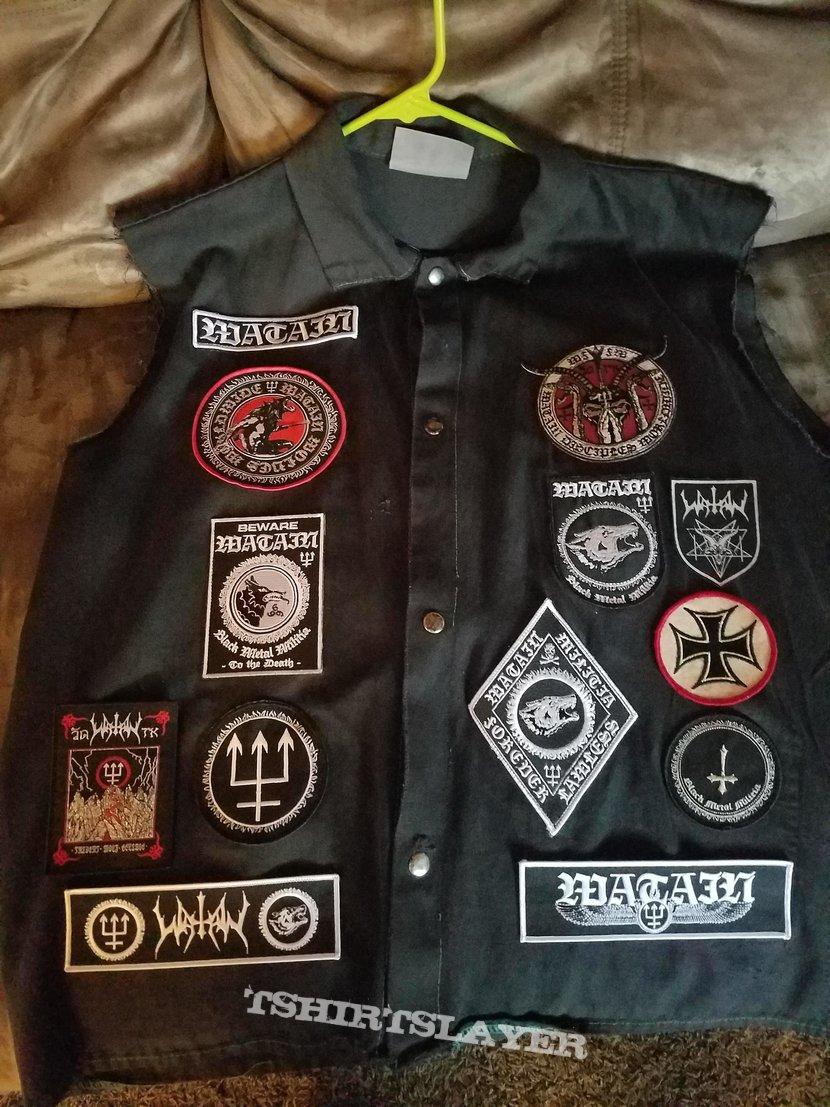 Watain Battle Vest
