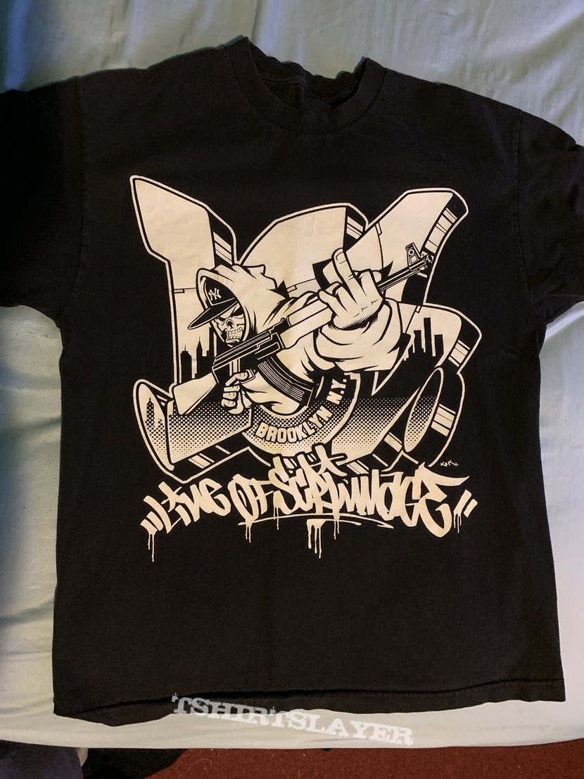 Line of Scrimmage KZK shirt