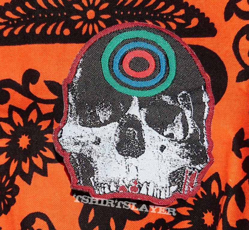 Uncle Acid And The Deadbeats Skull Patch