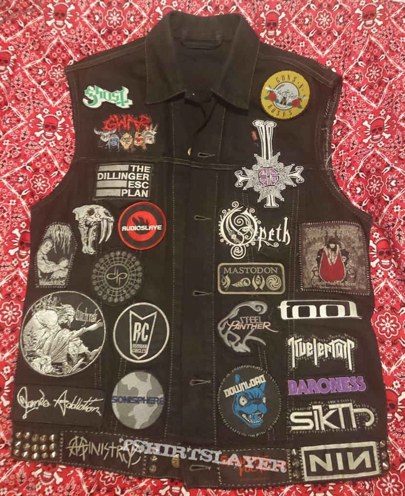 Festival jacket (2018 edit)