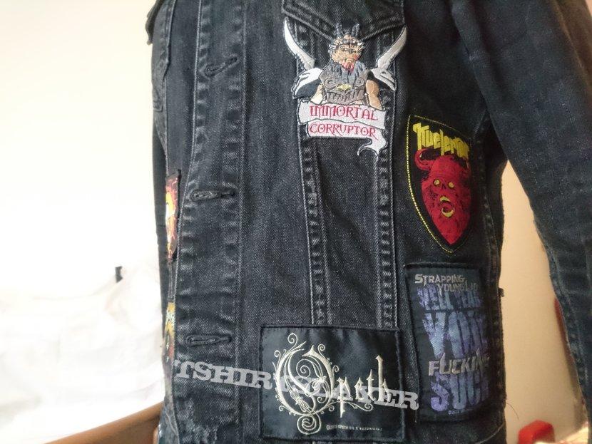 Long sleeve jacket 2018 version