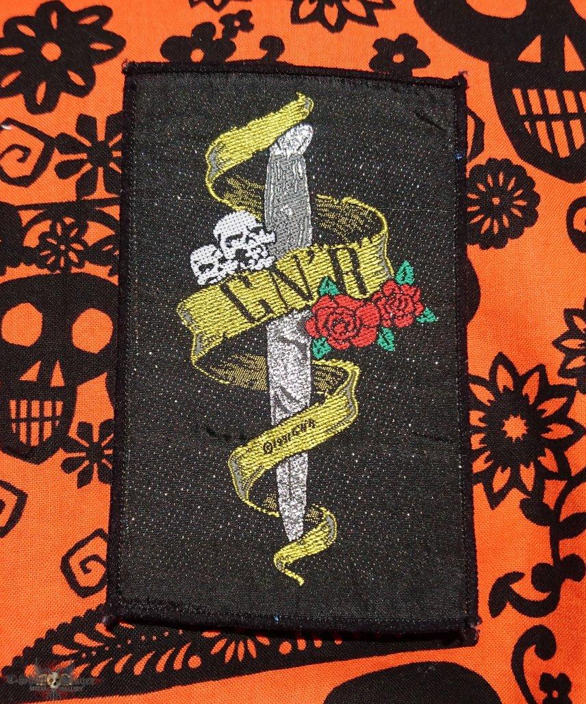 Guns N Roses Patch