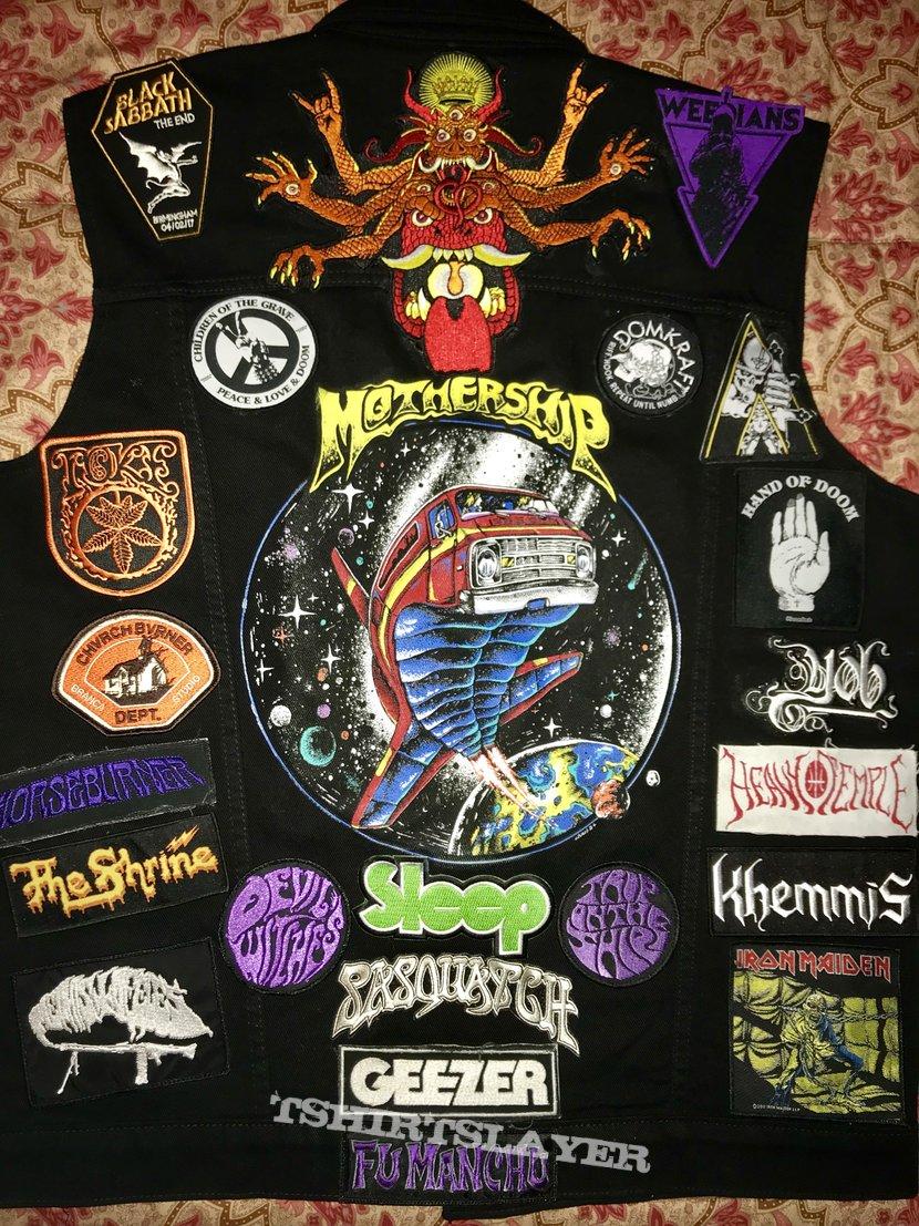 Doom Jacket #2 progressing well