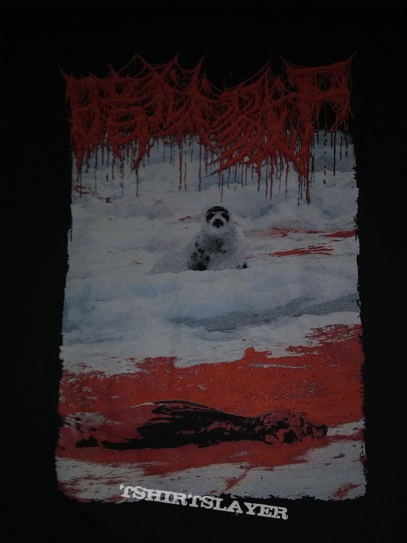Dark Prison Massacre shirt