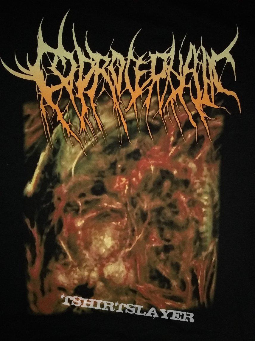 Coprocephalic inhuman neurosis shirt