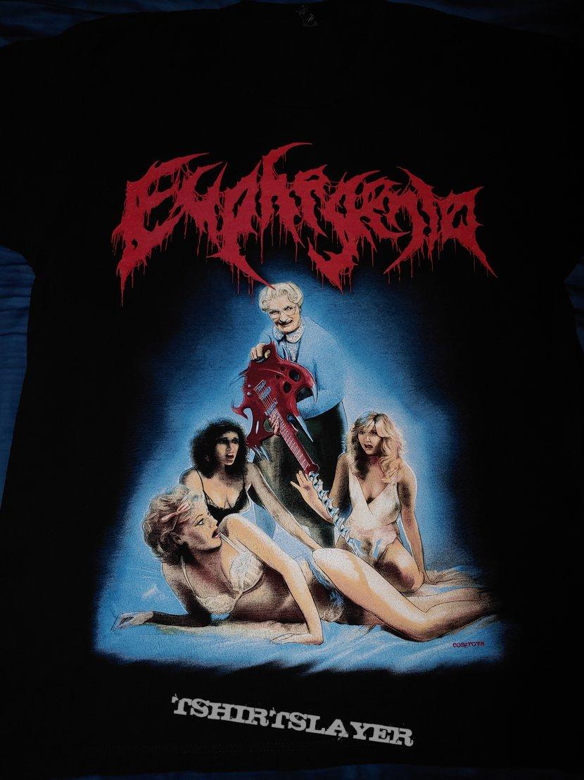 Euphegenia She's got a power tool in the bedroom dear t shirt