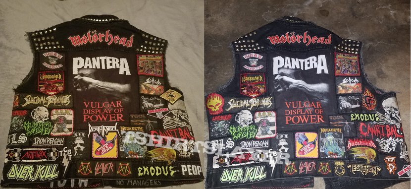 Battle jacket #1 (resize update)