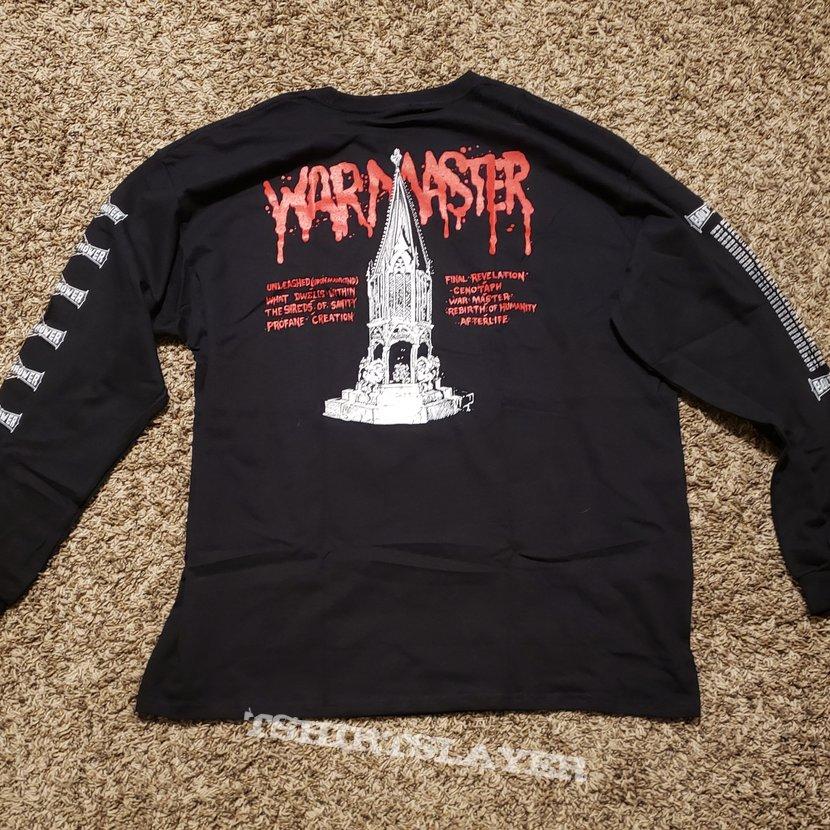 Bolt Thrower Warmaster Tour bootleg longsleeve