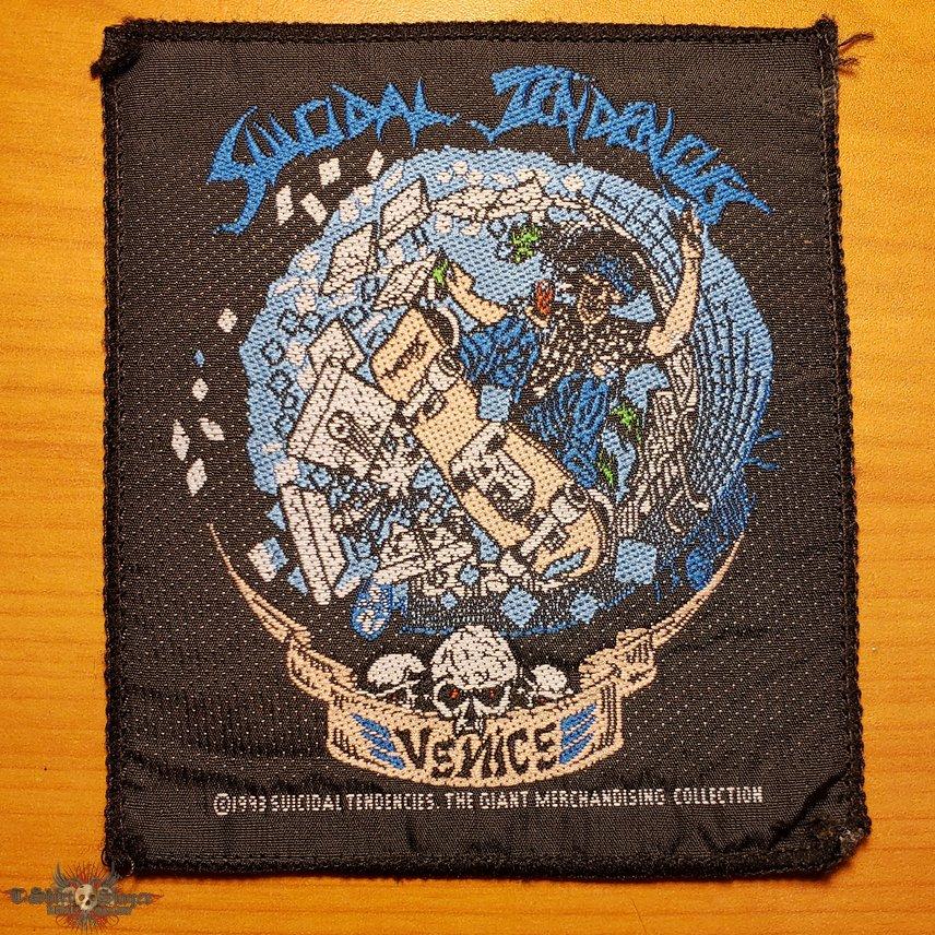 """Suicidal Tendencies """"Venice"""" patch"""