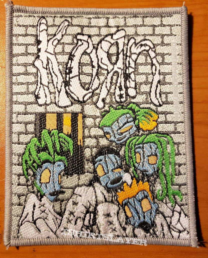 "Korn ""Asylum"" patch"