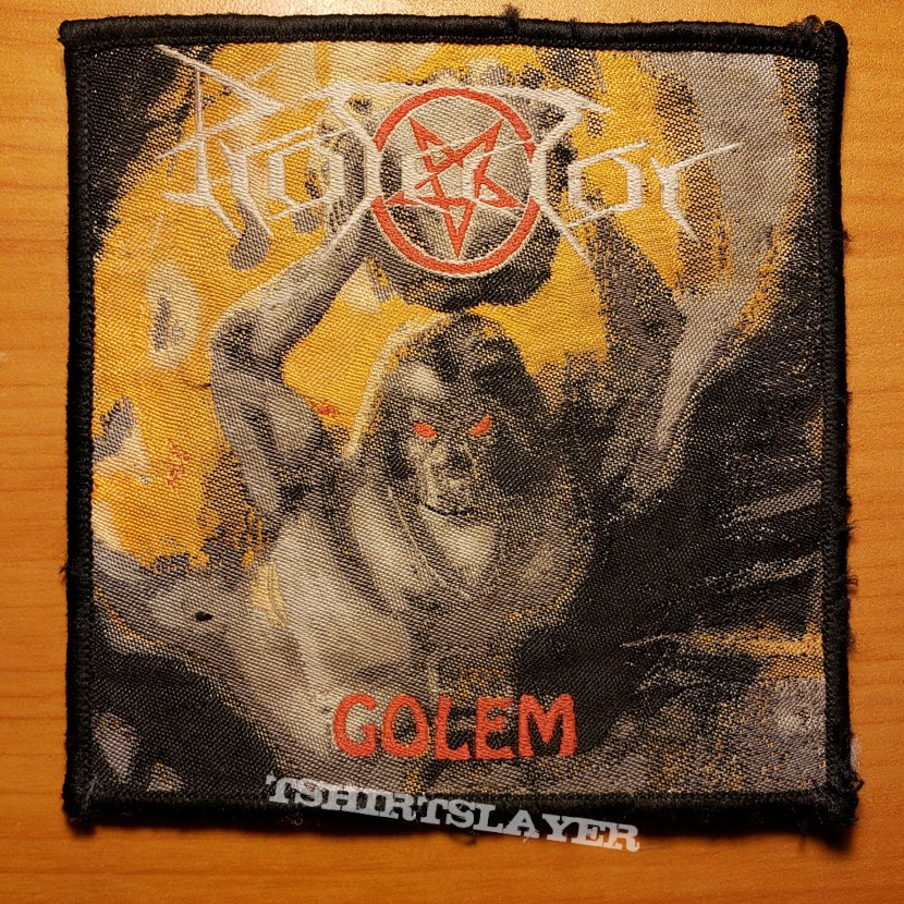 "Protector ""Golem"" patch"