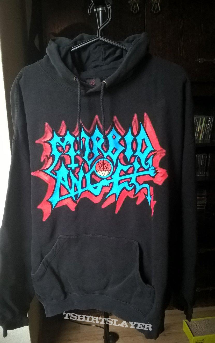 Morbid angel hoodie
