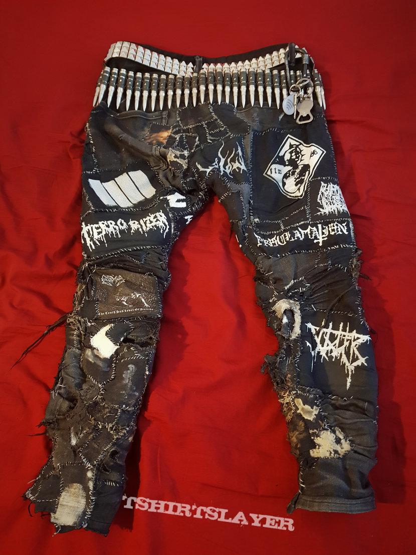 Shitty War/Crust Pants