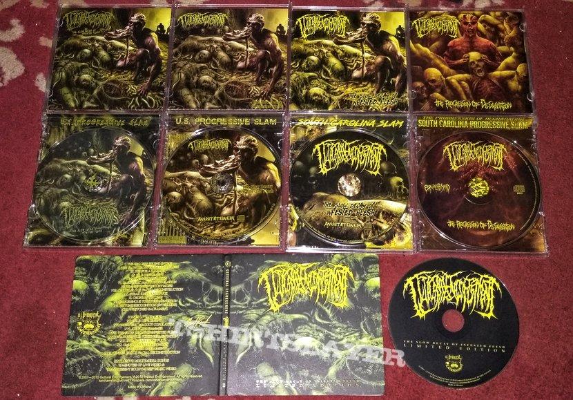 Guttural Engorgement CDs