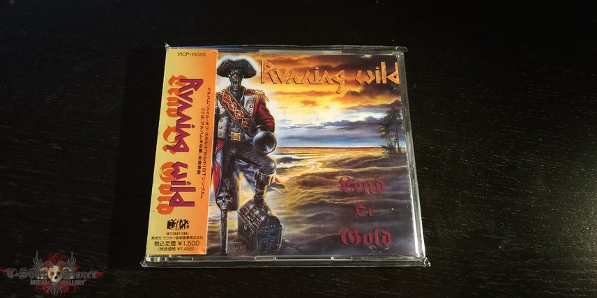 Lead or Gold Japanese CD