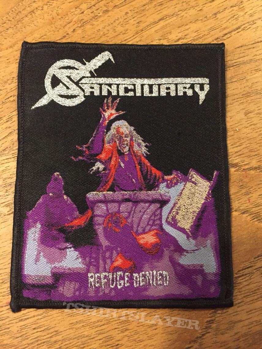 Sanctuary patch