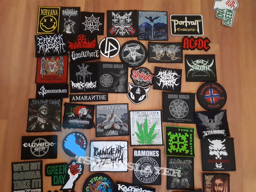 Cheap patches