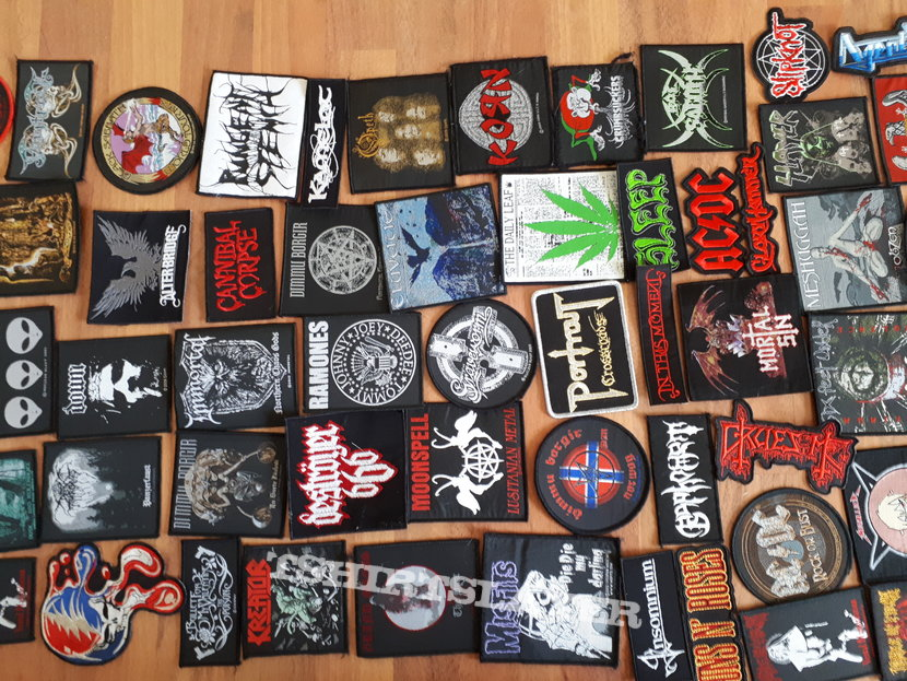 5 buck patches
