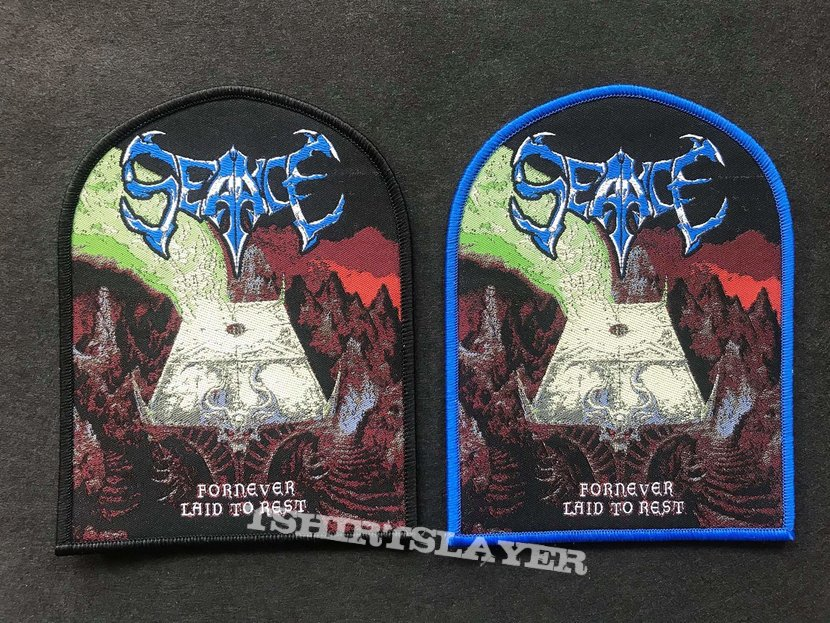 Seance fornever laid to rest patch