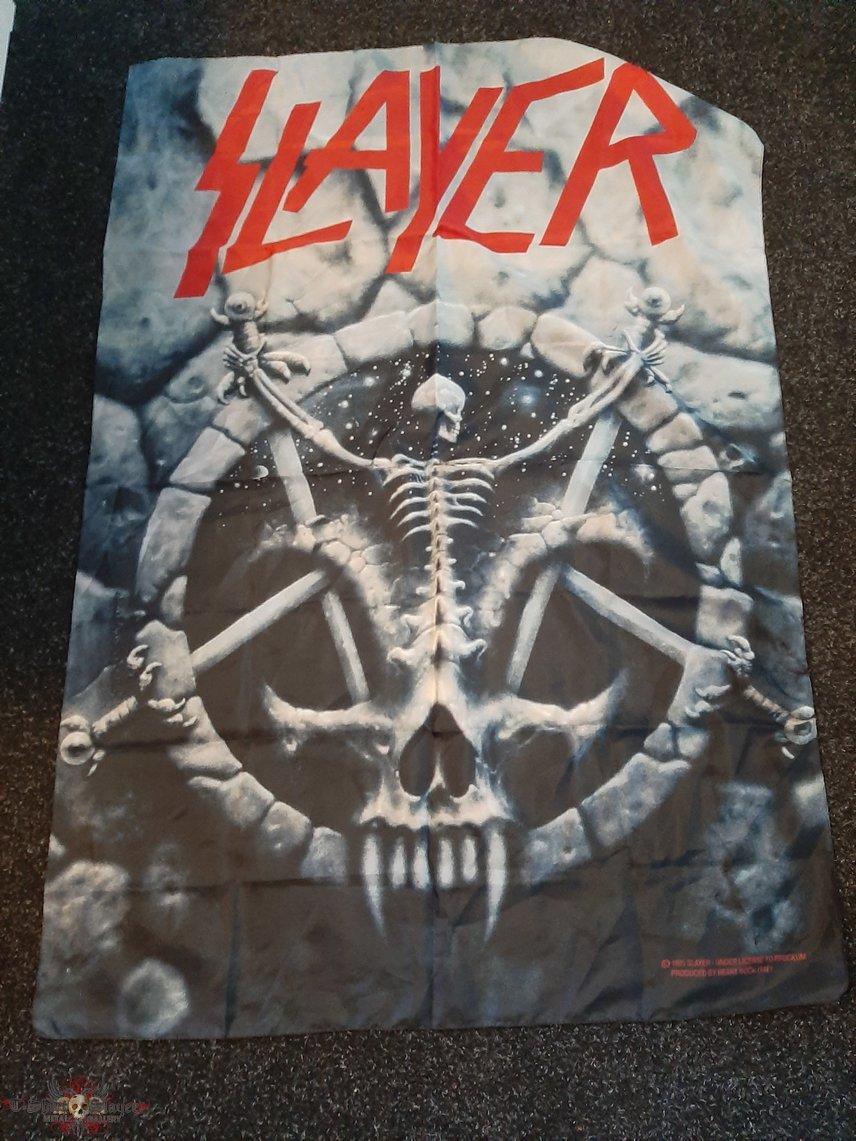 Slayer flag original