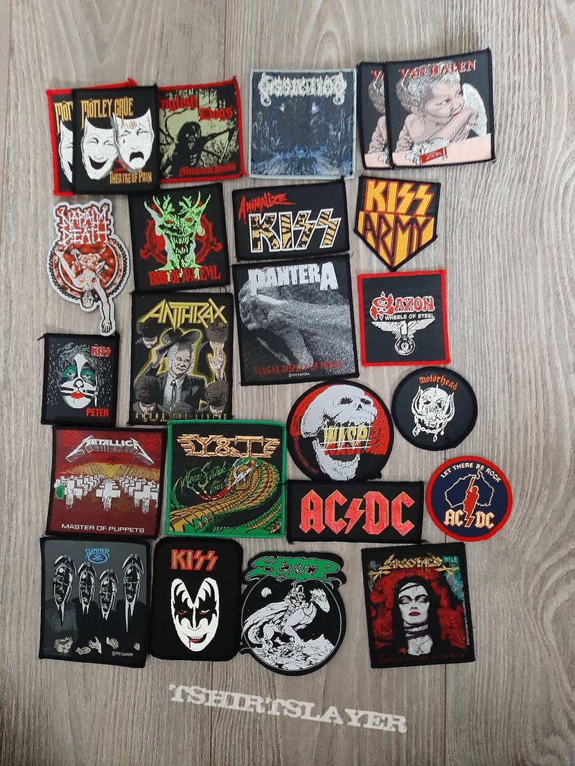 New patches!!