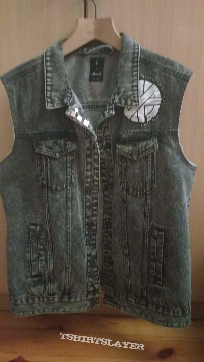 Simple punk jacket