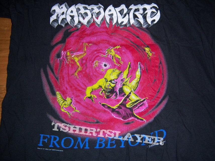 "Massacre ""Europe and Beyond Tour 1991"""