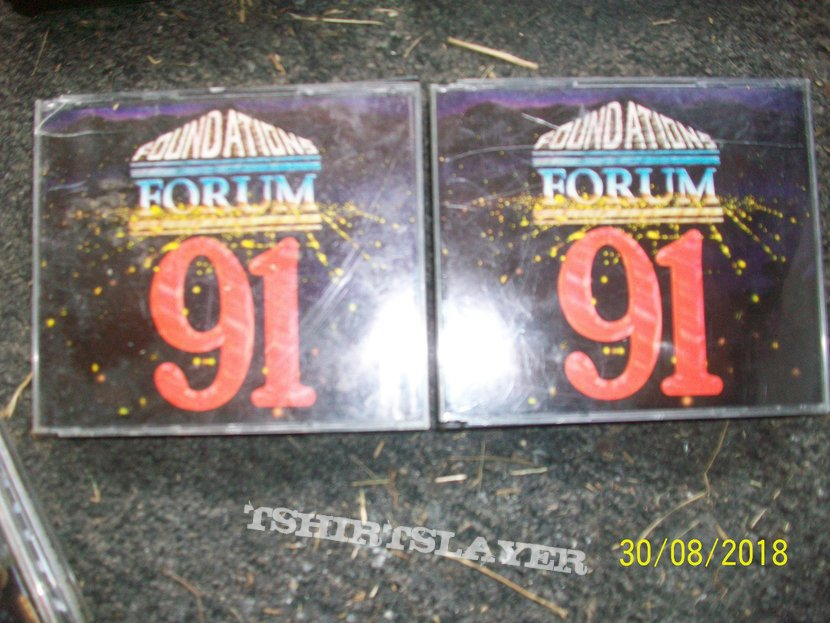 Foundations Forum 91