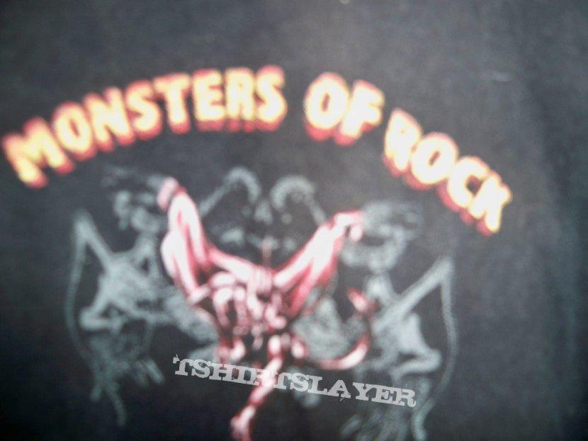 monsters of rock 2006