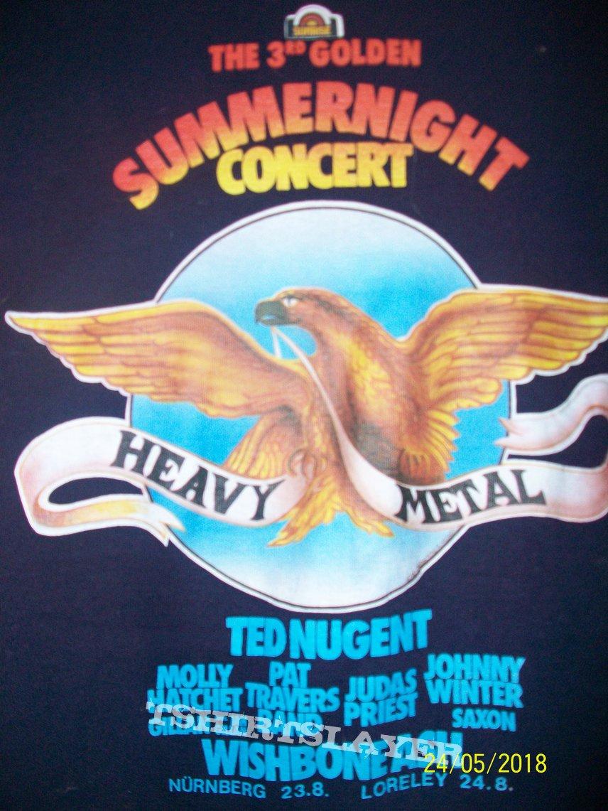 3 rd  golden summernight concert 1980