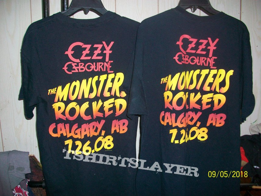 monsters of rock 2008