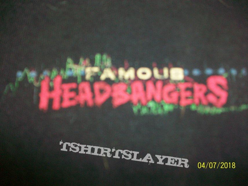 Famous Headbangers