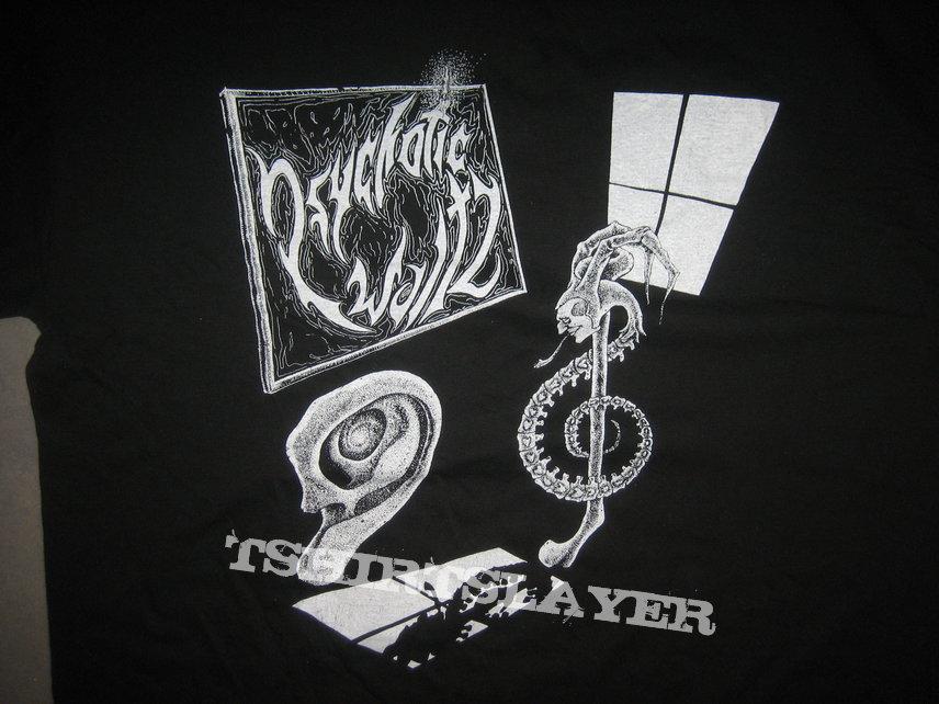 Psychotic Waltz European Tour II Into The Everflow 1993 Shirt