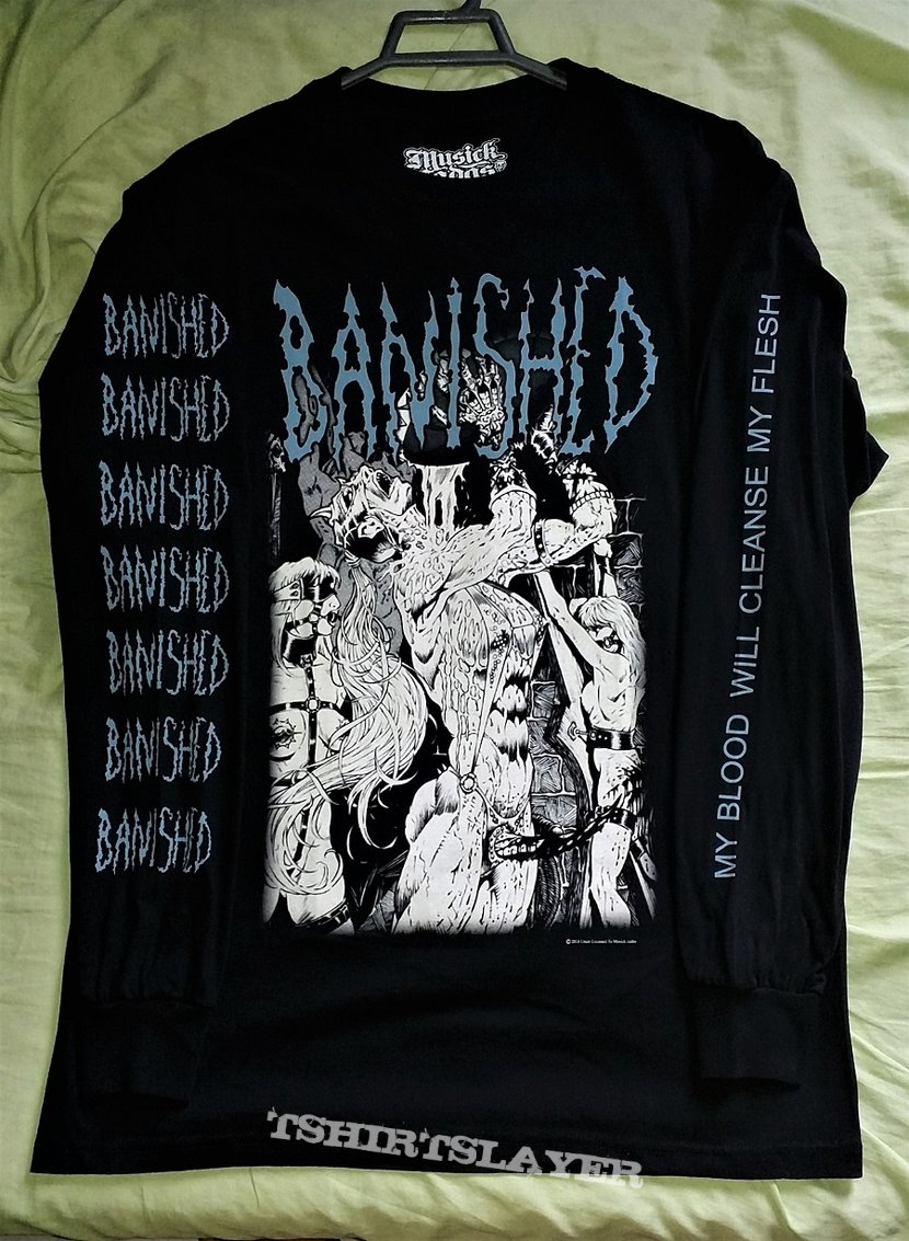Banished - Deliver Me unto Pain Long Sleeve