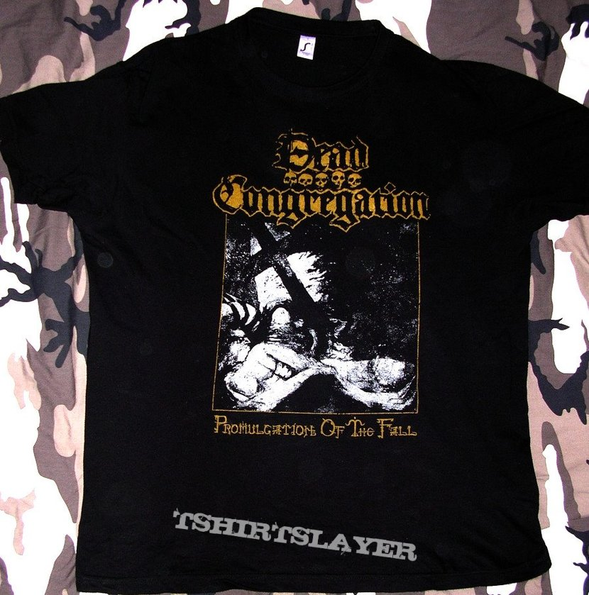 Dead Congregation - Promulgation Of The Fall - T-Shirt