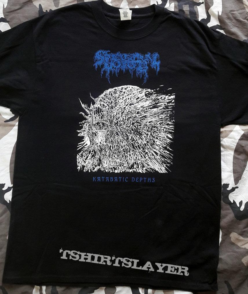Spectral Voice - Katabatic Depths - T-Shirt