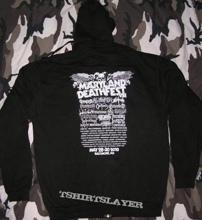 Maryland Deathfest VIII - Zipper