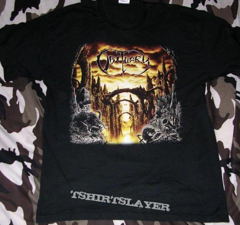 Obituary - Anthology - T-Shirt