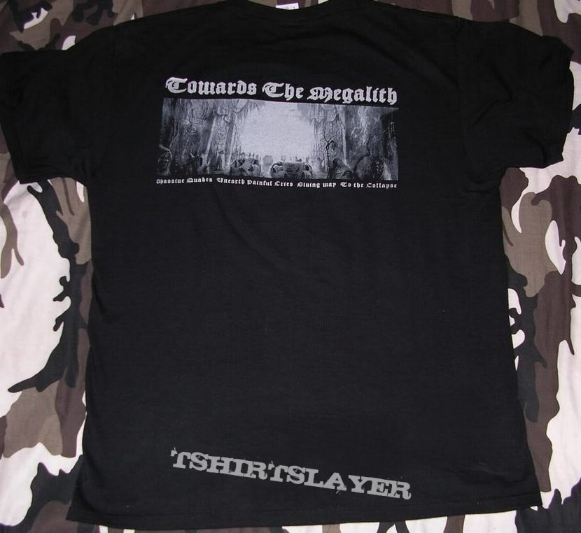 Disma - Towards The Megalith - T-Shirt