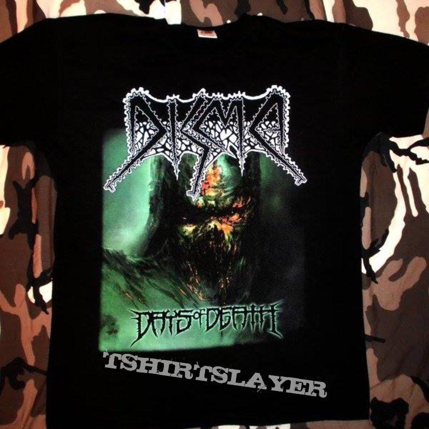 Disma - Days Of Death 2013 - T-Shirt